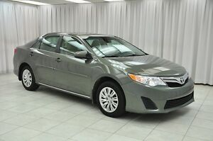 2014 Toyota Camry LE SEDAN w/ BLUETOOTH, A/C, POWER W/L/M & USB/