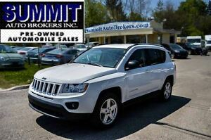 2011 Jeep Compass Sport/North Edition 4x4