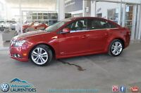 2013 Chevrolet Cruze LT Turbo*RS*MANUELLE*CUIR*BLEUTOOTH *