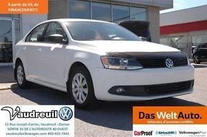 2012 Volkswagen Jetta Trendline + ** 0% 48 MOIS ** A/C + + GR. É