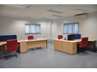 Bright Modern Office near Ely, Great location and facilities! Flexible contracts available!