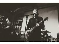 Bristol Based Pop Punk/Alt Band Seeks Lead Guitarist