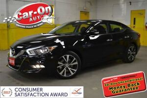 2016 Nissan Maxima LEATHER NAV ONLY 23,000 KM