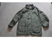 2 Items Country Jacket/Coat Weather Proof Breathable. Padded Shirt both size XL
