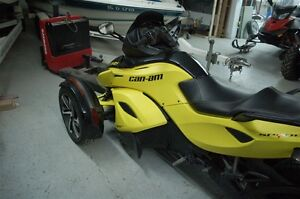 2014 can-am Spyder RS-S Special Series