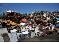 SCRAP METAL WANTED & COLLECTED FOR FREE!!