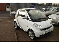 SMART FORTWO COUPE Passion mhd Auto NAV (white) 2010