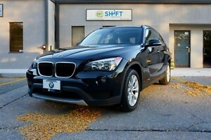 2013 BMW X1 xDrive28i HEATED POWER SEATS, PREMIUM PACKAGE