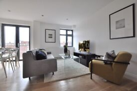 2 bed 2 bath on Hoxton Street N1