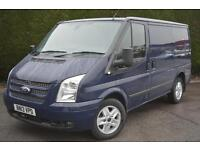 FORD TRANSIT 280 LIMITED LR VAN HEATED SEATS A/C CRUISE (blue) 2013