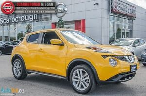 2015 Nissan Juke S.V.-ACCIDENT FREE-LOW KM'S!!