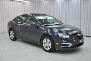 2016 Chevrolet Cruze QUICK BEFORE IT'S GONE!!! LT TURBO SEDAN w/