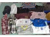 Bundles of boys clothes 4-5years