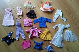 Vintage Sindy Clothes Bundle