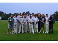 New cricket players required-Little Berkhamsted Sahibs Cricket Club.Hertfordshire based club.NO FEES