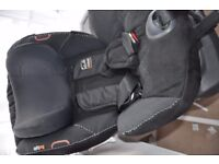 Be Safe Izi Combi X3 Isofix Rear Facing Child seat Group 0+/1 Age 6m - 4y Weight 0 - 18 kg