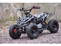 BRAND NEW ATV QUAD Bike 2017 Pit Mini motor Scrambler 49cc Pocket Dirt 50cc Moto Kids Motorbike Ped