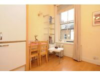A studio apartment available to rent in Surbiton. Berrylands Road.
