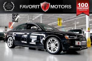 2013 Audi S4 3.0T V6 AWD | MANUAL | HEATED SEATS | SUNROOF