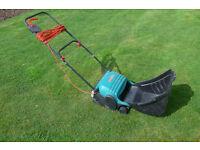 Bosch Electric Lawn Rake
