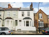 Well presented four bedroom, two bathroom house, Rosaline Road, SW6