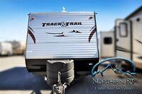 2016 Track & Trail 24RTH TOY HAULER
