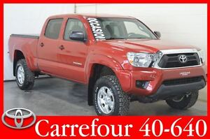 2015 Toyota Tacoma 4x4 V6 SR5 DblCab Suspension Off Road Automat