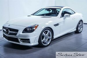 2015 Mercedes-Benz SLK350 Roadster Premium Package, Aluminum Tri