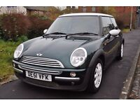 MINI HATCH 1.6 COOPER 3DR FULL LEATHER SEATS PETROL