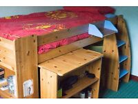 Cabin Bed Stompa Rondo - Excellent condition
