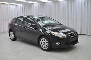 2012 Ford Focus SE ECO 5DR HATCH w/ A/C, PWR W/L/M & TRACTION CT