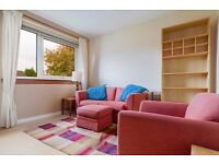 Delightful 1 bedroom main door home with private garden in East Craigs available NOW – NO FEES