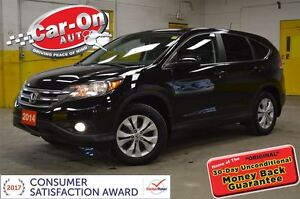 2014 Honda CR-V EX-L AWD LEATHER SUNROOF HEATED SEATS REAR CAM