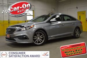 2016 Hyundai Sonata Sport Tech LEATHER NAV PANO ROOFONLY 7600 KM