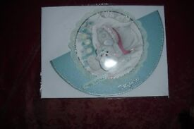"""BRAND NEW """"ME TO YOU"""" DAUGHTER CHRISTMAS CARD"""