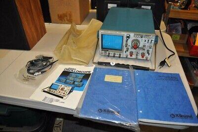 Kikusui Oscilloscope Cos 5060a Cos5060 - New Condition For Vintage Audio Repair