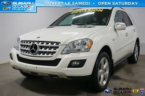 2010 Mercedes-Benz M-Class ML350 BlueTEC 4MATIC TOIT+NAVI+CAMERA