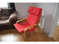 Ikea armchair for sale £25. Great condition.