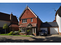 A modern luxury 3 bedroom detached house built by Berkeley Homes in Barns Green, West Sussex.