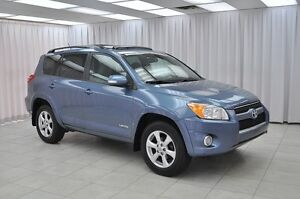 2010 Toyota RAV4 LIMITED FWD SUV w/ DUAL CLIMATE, SUNROOF & 17""""