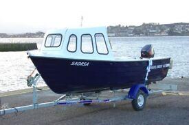 Day boat - Highlander Fastfisher 465