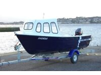 Day boat - Highlander Fastfisher 465