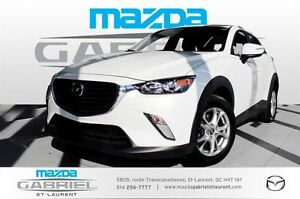2016 Mazda CX-3 GS  + TOIT OUVRAN BLUETOOTH + REAR CAMERA + HEAT