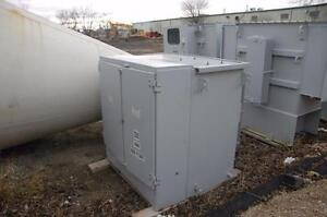 Maloney 500 KVA Three Phase Pad Mount Transformer