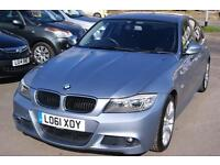 BMW 3 Series (blue) 2012