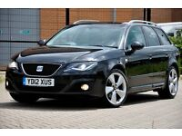 2012 Seat Exeo 2.0 TDI DPF Sport Tech ST Multitronic 5dr 1 FORMER KEEPER+£4000 EXTRAS