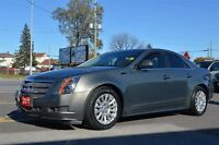 2011 Cadillac CTS CTS4 AWD PANORAMIC ROOF