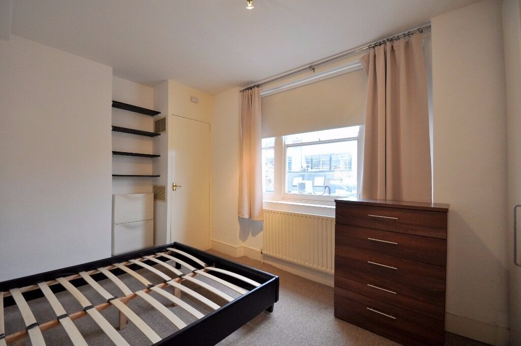 1 DOUBLE BEDROOM, 2ND FLOOR FLAT IN RED BRICK PERIDO BUILDING, NOTTINGHAM PLACE, MARYLEBONE