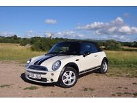 Mini One 1.6 Convertible (Pepper Pack)