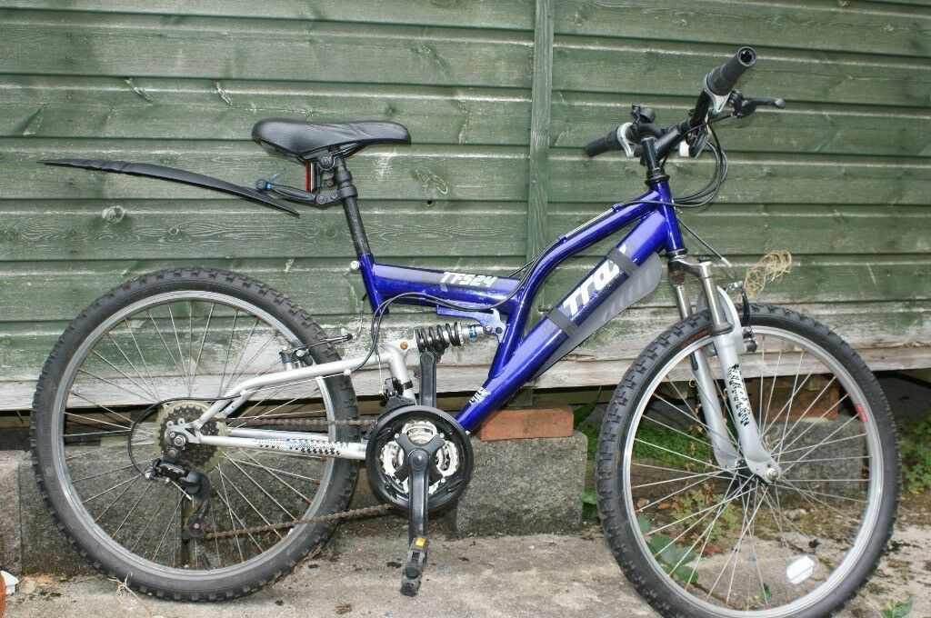 Child's Mountain Bike (Trax TFS 24)